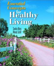 Cover of: Essential Concepts for Healthy Living