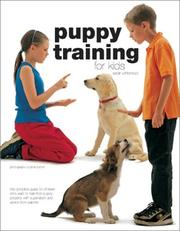 Cover of: Puppy Training for Kids