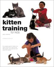Cover of: Kitten Training For Kids