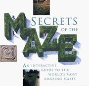 Cover of: Secrets of the Maze