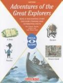 Cover of: The Adventures of the Great Explorers (Megascope Series)