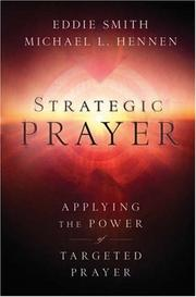 Cover of: Strategic Prayer