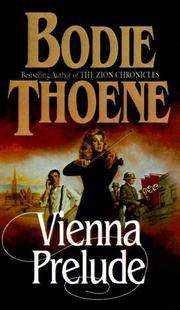 Cover of: Vienna Prelude (The Zion Covenant, 1)