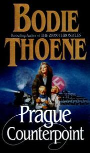 Cover of: Prague Counterpoint (The Zion Covenant, 2)