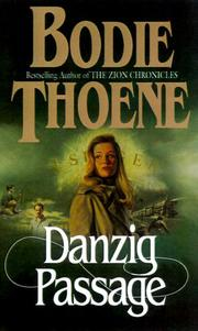 Cover of: Danzig Passage (The Zion Covenant, 5)