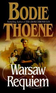 Cover of: Warsaw Requiem (The Zion Covenant, 6)