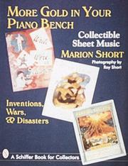 Cover of: More Gold in Your Piano Bench