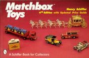 Cover of: Matchbox Toys With Updated Price Guide