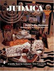 Cover of: Judaica (Schiffer Book for Collectors)