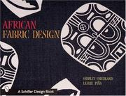 Cover of: African Fabric Design (Schiffer Design Book)
