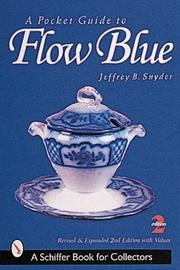 Cover of: A Pocket Guide to Flow Blue