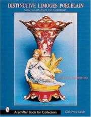 Cover of: Distinctive Limoges Porcelain