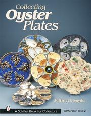 Cover of: Collecting Oyster Plates