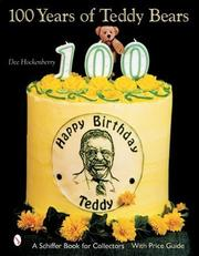 Cover of: 100 years of Teddy bears
