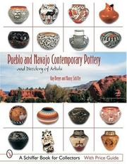 Cover of: Pueblo And Navajo Contemporary Pottery: And Directory of Artists (Schiffer Book for Collectors)
