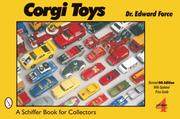 Cover of: Corgi Toys (Schiffer Book for Collectors)