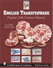 Cover of: English Transferware