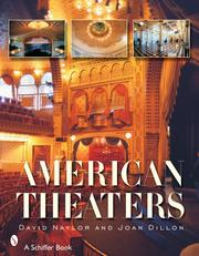 Cover of: American Theaters