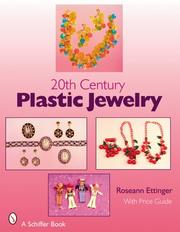 Cover of: 20th Century Plastic Jewelry (Schiffer Book for Collectors)