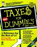 Cover of: Taxes for Dummies 1997