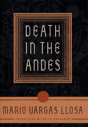 Cover of: Death in the Andes
