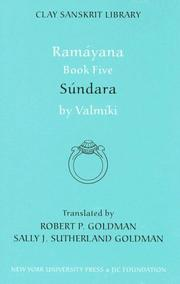 Cover of: Ramáyana Book Five