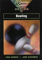 Cover of: Bowling