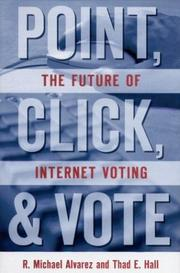 Cover of: Point, Click and Vote
