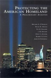 Cover of: Protecting the American Homeland