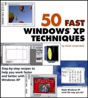 Cover of: 50 Fast Windows XP Techniques