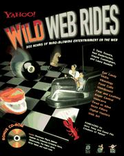 Cover of: Yahoo! Wild Web Rides