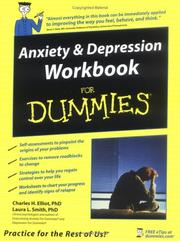 Cover of: Anxiety & Depression Workbook For Dummies (For Dummies (Psychology & Self Help))