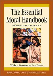 Cover of: The Essential Moral Handbook