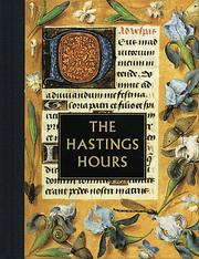 Cover of: The Hastings Hours (Illuminated Gift)