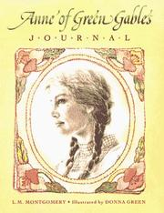 Cover of: Anne of Green Gables Journal