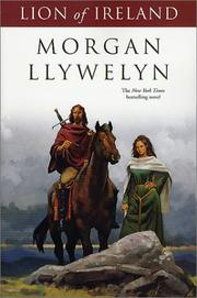 Cover of: Lion of Ireland (Celtic World of Morgan Llywelyn)
