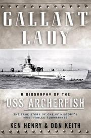 Cover of: Gallant Lady