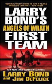 Cover of: Larry Bond's First Team