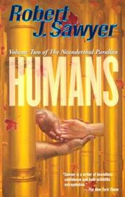 Cover of: Humans (Volume Two of The Neanderthal Parallax)