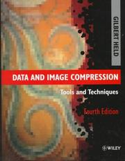 Cover of: Data and image compression