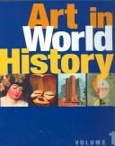 Cover of: Art in World History
