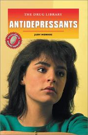 Cover of: Antidepressants (The Drug Library)
