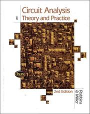Cover of: Circuit Analysis
