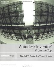 Cover of: Autodesk Inventor from the Top (Autodesk Inventor)