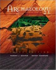 Cover of: Archaeology