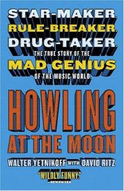 Cover of: Howling at the Moon
