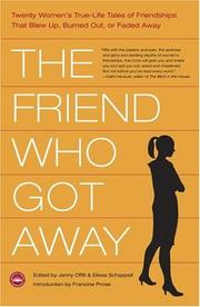 Cover of: The Friend Who Got Away