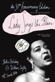 Cover of: Lady Sings the Blues the 50th Anniversary Edition (Harlem Moon Classics)