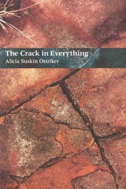 Cover of: The crack in everything