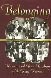 Cover of: Belonging